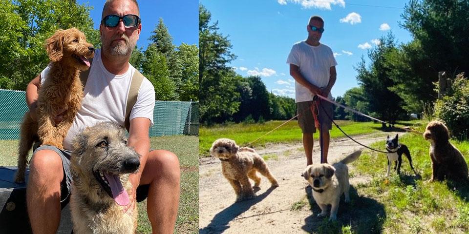 Jason Major Dog Behavior Training Dogs Northern Michigan